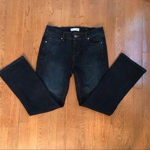 LOFT Flare Crop Jeans size 27